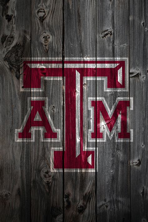 texas  aggies wood iphone  background  photo