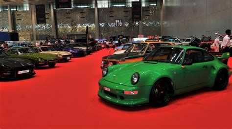 Over 25,000 Enthusiasts Visit Qatar Motor Show