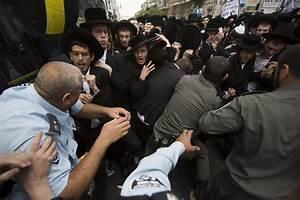 Jerusalem - IN PHOTOS: Haredim Riot In Jerusalem Over ...