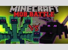 Video ENDER DRAGON VS HYDRA Minecraft Mob Battles