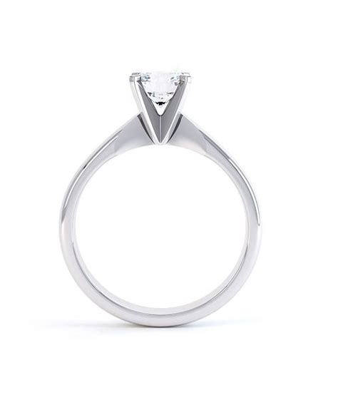 qualitydiamonds co uk four claw style solitaire rb d1040 pa rings in 2019