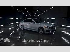 Meet the Mercedes AA Class Sedan