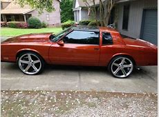 Find used Candy Painted 1987 Monte Carlo SS in