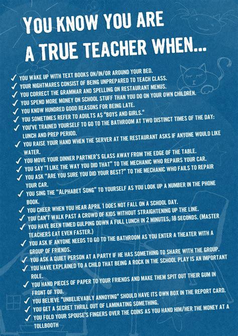 youre  true teacher