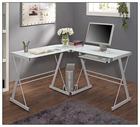 Where To Buy Computer Desks by Walker Edison Corner Computer Desk White Bb51w29 Best Buy