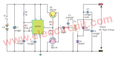 Cheap High Voltage Low Current Inverter