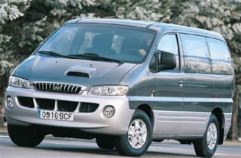 Hyundai H1 Photo by Hyundai H1 2003 Review Amazing Pictures And Images