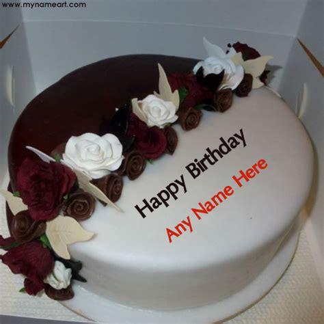 write sister   fashion birthday cake wishes