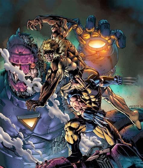 Pin by Jui Lee on Marvel Heroes & Villains   Sabertooth ...