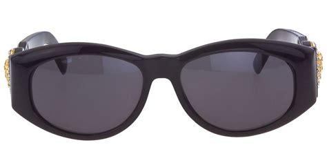 8eac5d64e3 vintage versace sunglasses mod 424c rh col 852 with