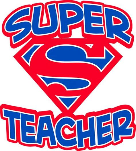 Super Teacher  L&m Spirit Gear