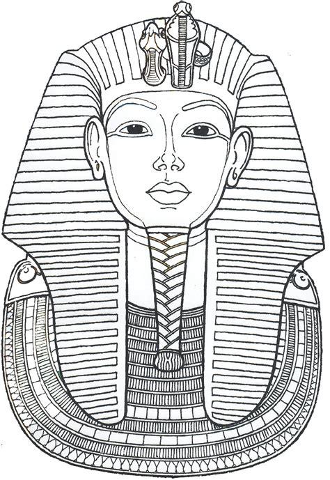 incantevole bambini egiziani da colorare disegni