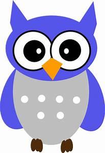 Owl Simple Clip Art - ClipArt Best