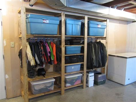 best 25 basement storage ideas only on