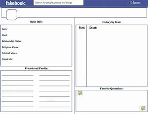 facebook template for teachers students teacher and With editable facebook template for students