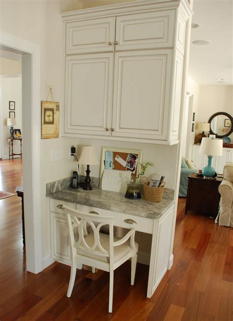 Two Carolina Nesters Organizing The Kitchen Office Area
