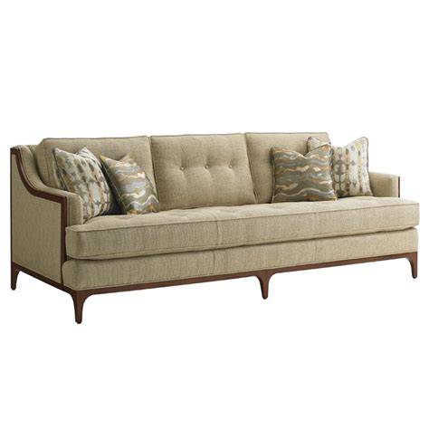 lexington sofa zavala kahn sofa lexington home brands