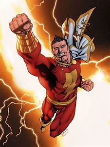 Thor and Pyro vs Captain Marvel(Shazam) and Captain Cold ...