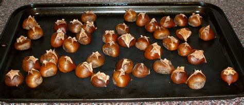 cooking chestnuts chestnuts dianasfood4thought blog