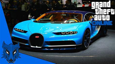 Gta V Bugatti Chiron by Nouvelle Truffade Sur Gta V Gta V Update Suggestion