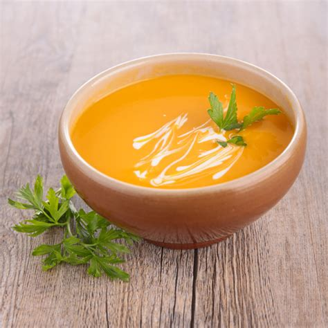 comment cuisiner les legumes soupe de potiron recette de velouté de potiron