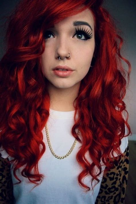 17 Best Ideas About Dyed Red Hair On Pinterest Red Hair