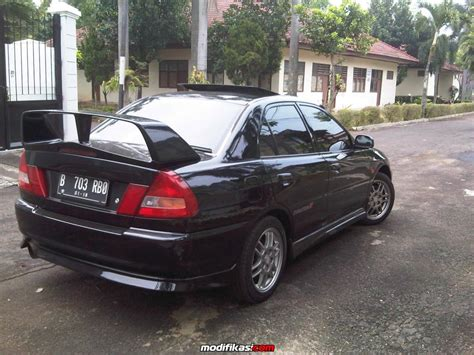 Lancer Evo 4 Modifikasi by 58 Modifikasi Mitsubishi Lancer Ck4 Terkeren Velgy Motor