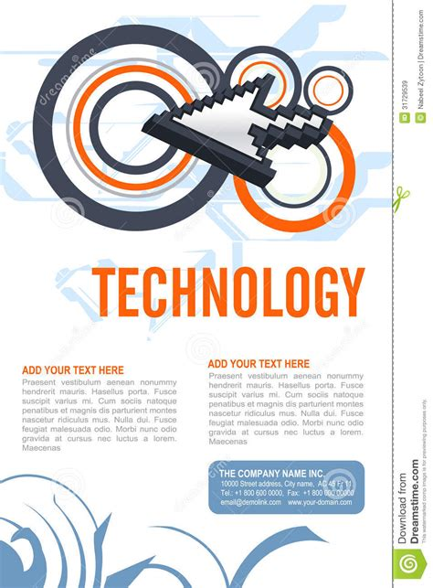 Leaflet Template Stock Images Royalty Free Images Leaflet Design Royalty Free Stock Images Image 31729539