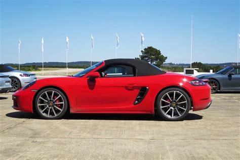 silver porsche boxster 2017 2017 porsche 718 boxster silver 200 interior and