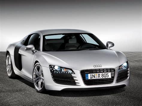 Audi Car : 2009 Audi R8