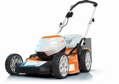 Stihl Mower Lawn Battery Rma 510 Powered