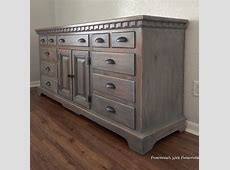 For this finished I used RustOleum Weathered Gray stain