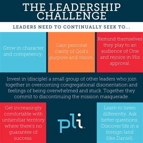 leadership challenge pli christian leadership training