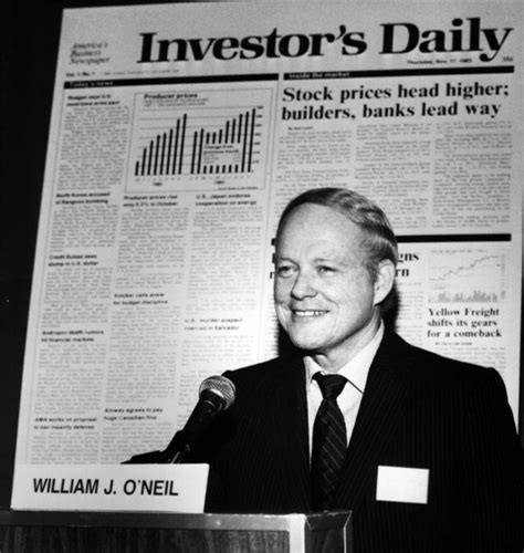 william  oneil  trading rules