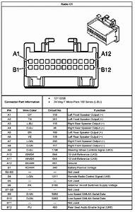 2007 Chevy Radio Wiring Diagram