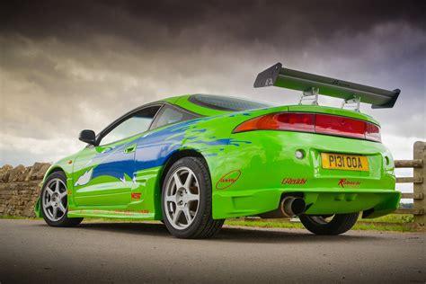Mitsubishi Eclipse Green Car Super Car Hd Wallpaper