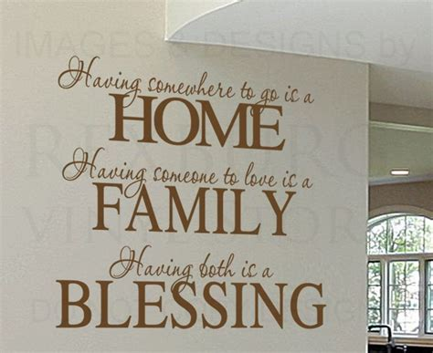 Home Decor Quotes : Best 20+ Family Wall Sayings Ideas On Pinterest