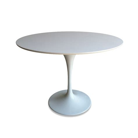 tulip table tulip dining table 100cm eero saarinen replica