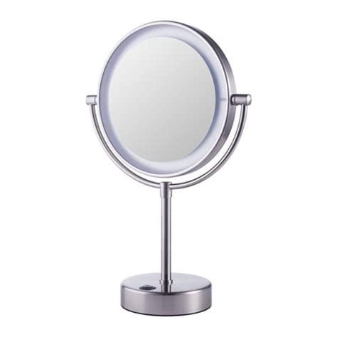 ikea spiegel mit glühbirnen kaitum spiegel mit beleuchtung ikea