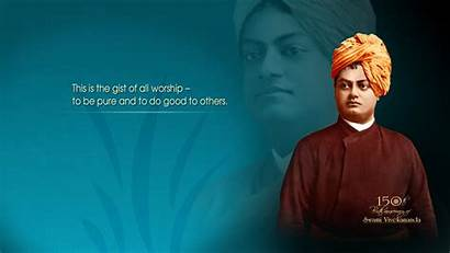 Vivekananda Swami Wallpapers Quotes Desktop Resolution Widescreen