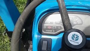 Fuse Box New Holland Tractors New Holland Dash Symbols New Holland Tm Dash Symbols