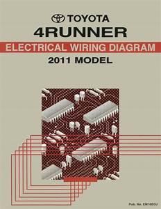 2011 Toyota 4runner Wiring Diagrams Schematics Layout