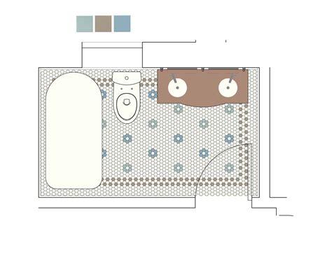 how to design a bathroom floor plan april 2012 bathroom floors