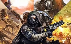 Destiny Hunter Wallpaper by Epicninja117 on DeviantArt