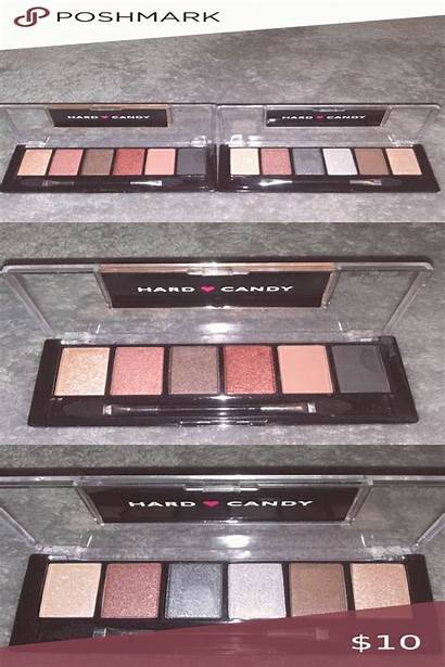 Eyeshadow Rose Candy Hard Guilty Pallets Been