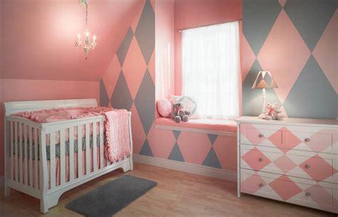 couleur chambre bebe fille chambre bébé fille 50 idées de déco et aménagement