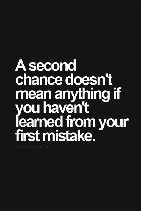 Second Chances Quotes Second Chance Marriage Quotes Quotesgram