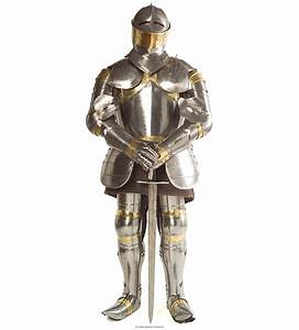 Knight in Shining Armour Cardboard Cutout - Knights Party ...