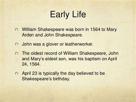 shakespeares england