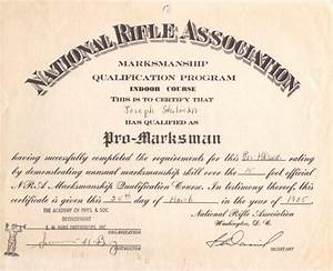 the nra needs to grow a pair j neil schulman With nra certificate template